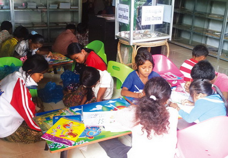 공정여행으로 책 읽는 마을 만들다
