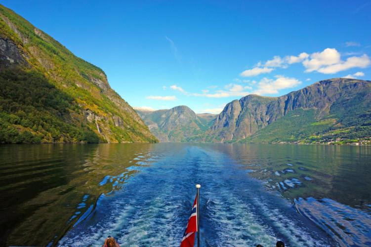 자연과 하나될 수 있었던 북유럽 여행