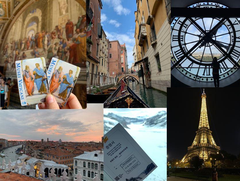 트래블러스맵과 함께 한 생애 첫 유럽여행